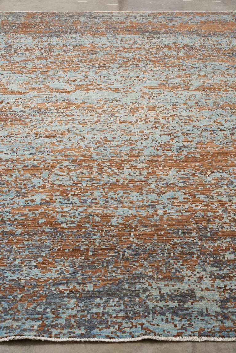 True connoisseurs know that certain things become more beautiful with age; a shift in color, a change in texture are the natural results of an item being truly loved. The rugs in the Patina collection capture the look of a cherished object by taking
