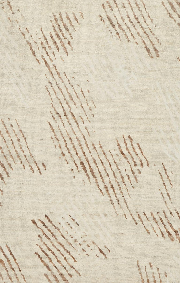 Rugs and floor coverings  Rug pattern: Kenai Dimensions: 9' x 12' Fiber content: Wool & Silk Construction: Hand-Knotted Color way: Almond Valley  Hand made rugs are subject to size variations of up to 3%. Due to variations in dye lots, actual