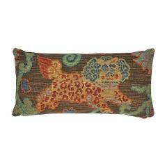 Schumacher Khotan Weave Pillow