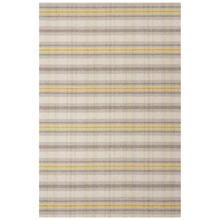 Schumacher Mackenzie Area Rug in Hand-Tufted Wool, Patterson Flynn Martin For Sale
