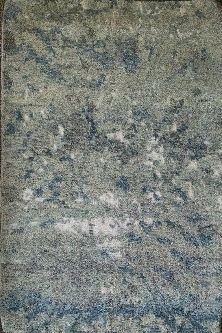 Soft to the touch but electric to the eye, the Hi-Voltage collection is sure to leave any room fully charged with its exciting palette and equally dynamic designs. Made in Nepal with mixes of wool, silk, and sunpat fibers.  Rugs and floor