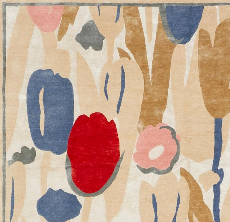 A legendary influence on the world of 20th century textile design, Paule Marrot (1902-1987) lives on in her collection for Patterson Flynn Martin. Marrot's timeless rug and carpet designs were inspired by the infinite varieties found among flowers,