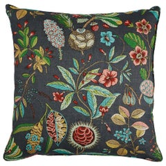 "Schumacher Roca Redonda 22"" Pillow"