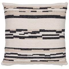 Schumacher Sambar Black Gold Two-Sided Pillow