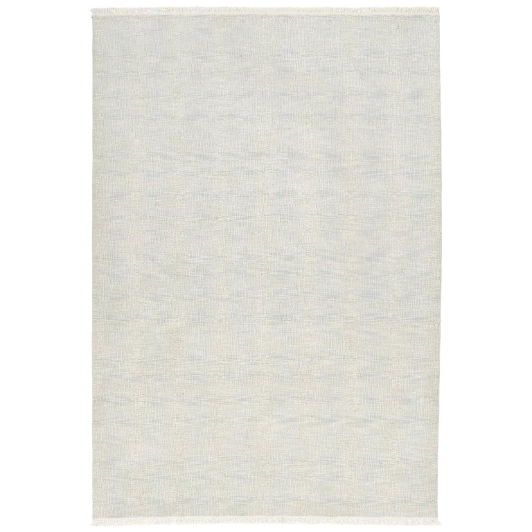 Schumacher Small Marble Islands Rug in Wool by Patterson Flynn Martin For Sale