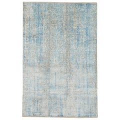 Schumacher Small Midday Rug in Hand-Knotted Wool by Patterson Flynn Martin
