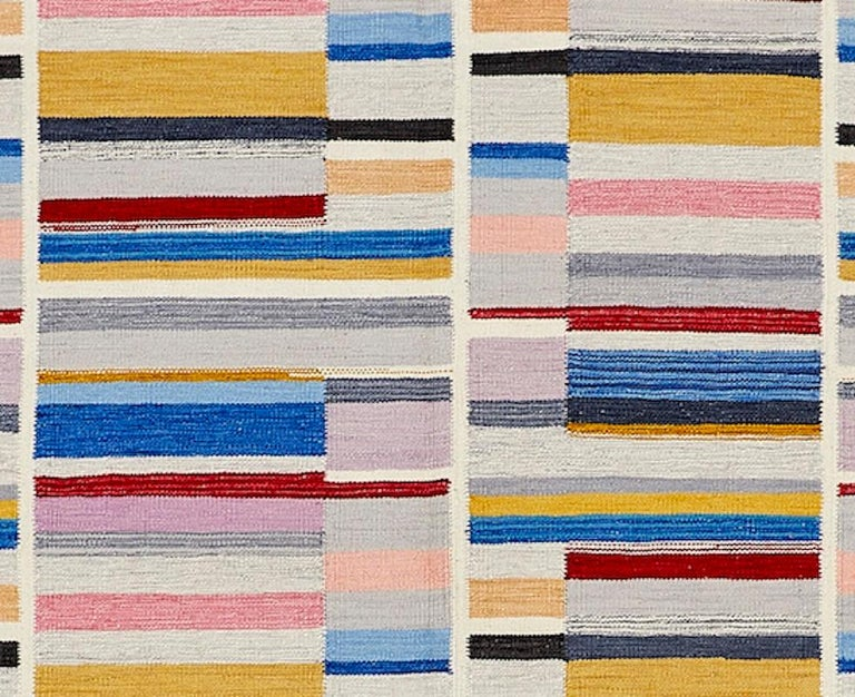 Chinese Schumacher Stella Area Rug in Hand-Woven Wool by Patterson Flynn Martin For Sale