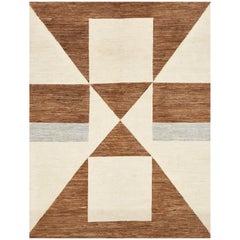 Schumacher Tenaya Bereich Teppich in Hand verknotet Wolle von Patterson Flynn Martin