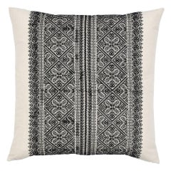 "Schumacher Toledo 22"" Pillow"