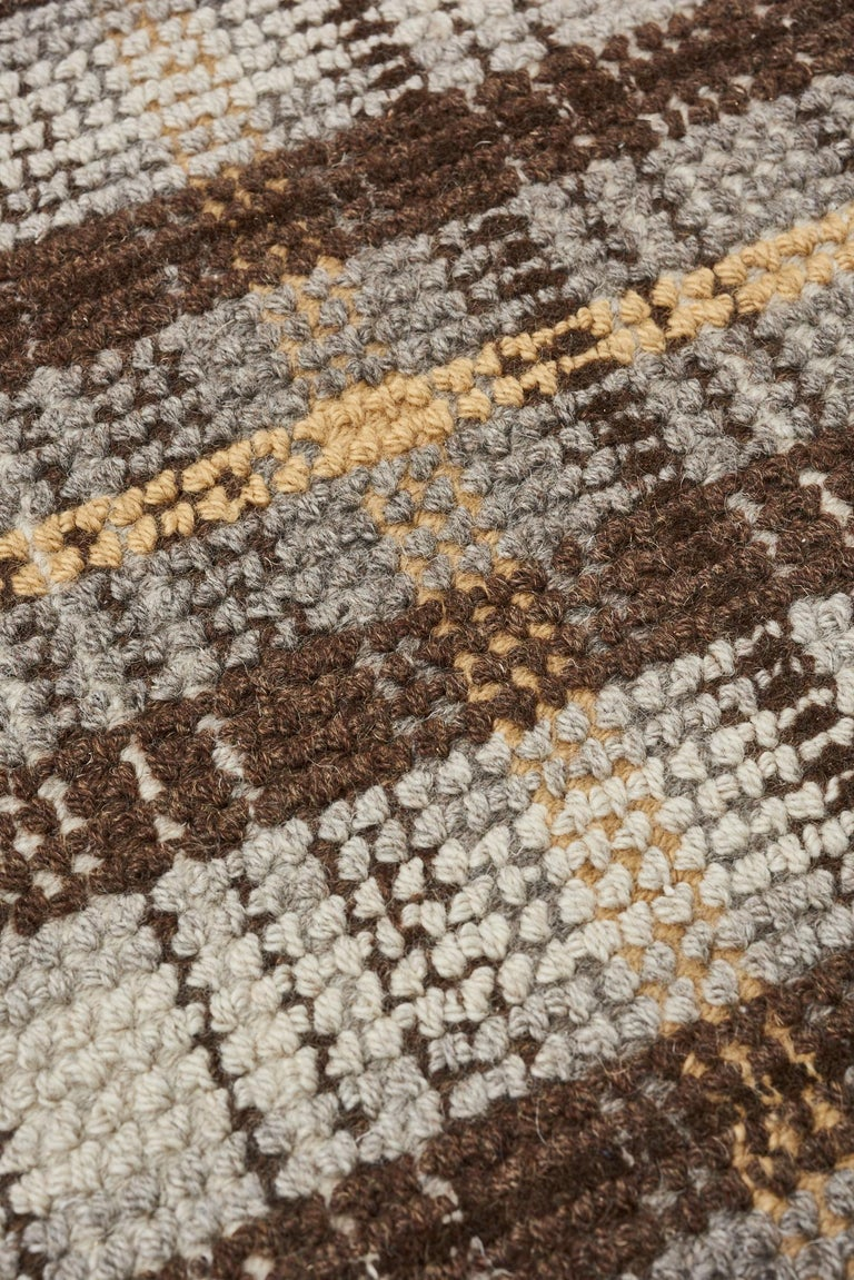 Schumacher Wilson Area Rug in Hand-Tufted Wool, Patterson Flynn Martin In New Condition For Sale In New York, NY