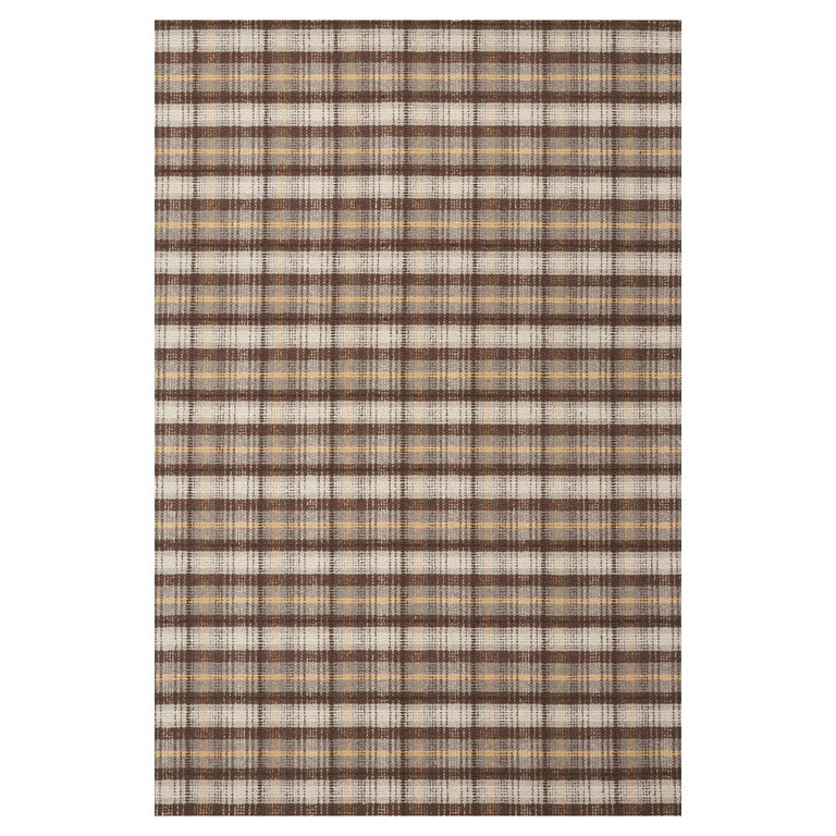 Schumacher Wilson Area Rug in Hand-Tufted Wool, Patterson Flynn Martin For Sale