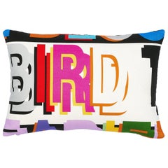 Schumacher x Johnson Hartig Robert Burns Pillow in Multi