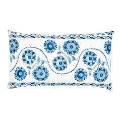 Schumacher Zinnia Handmade Print Pillow