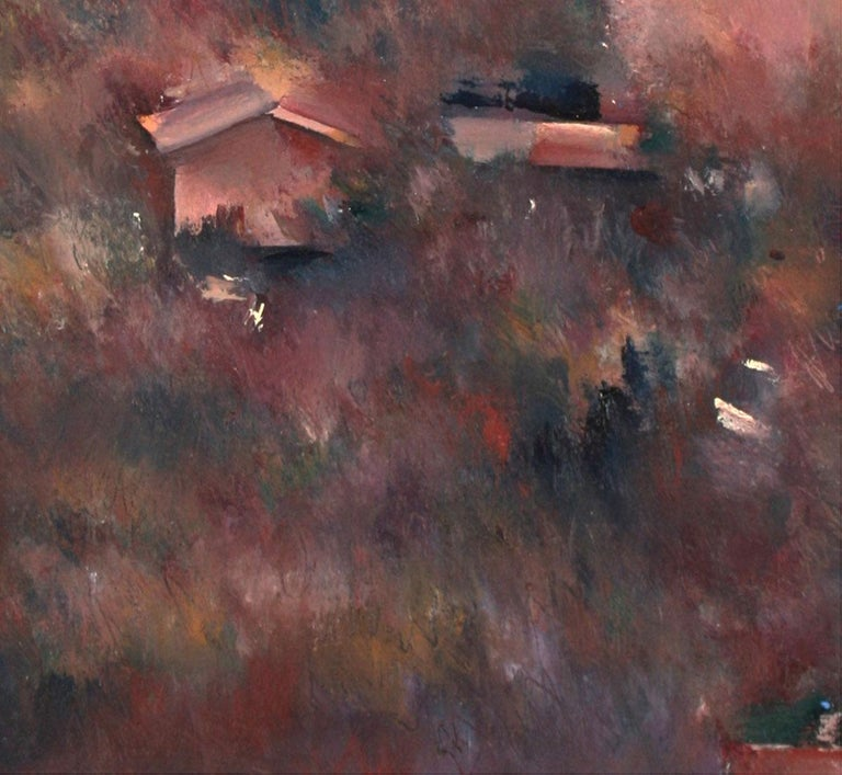 20th Century Petite California Landscape in Oil - Painting by Schuyler Standish