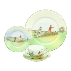 Schwarzburg Golfing Tea Set