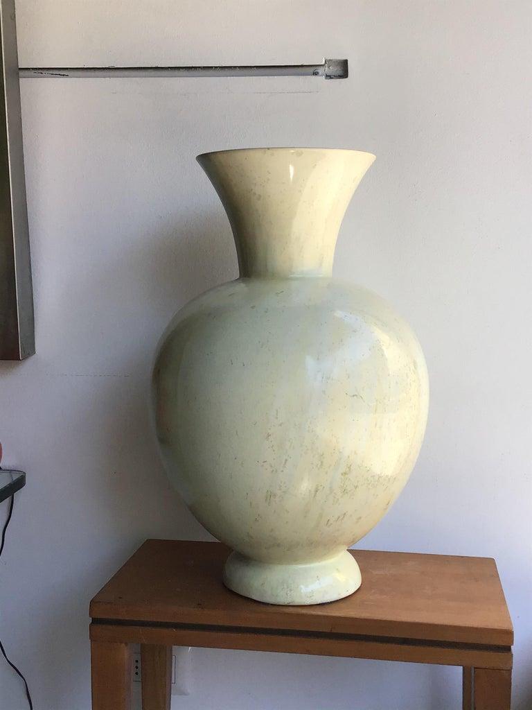 "S.C.I. Laveno Vase ""Guido Andlovitz ""Ceramic, 1930, Italy For Sale 1"