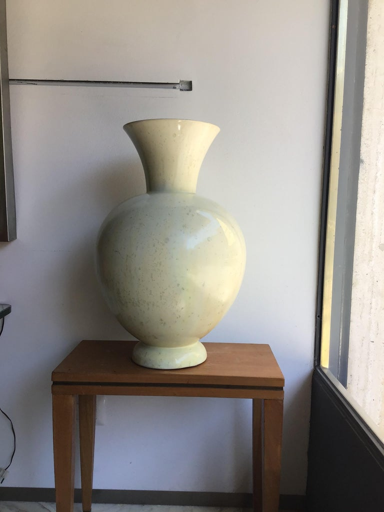"S.C.I. Laveno Vase ""Guido Andlovitz ""Ceramic, 1930, Italy For Sale 2"