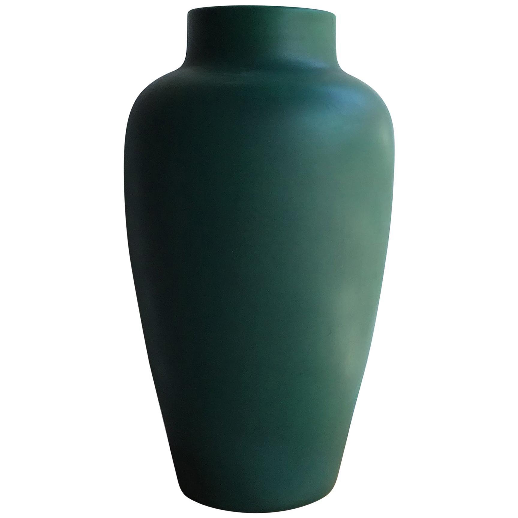 S.C.I Laveno Vase/Umbrella Stand Ceramic, 1940, Italy