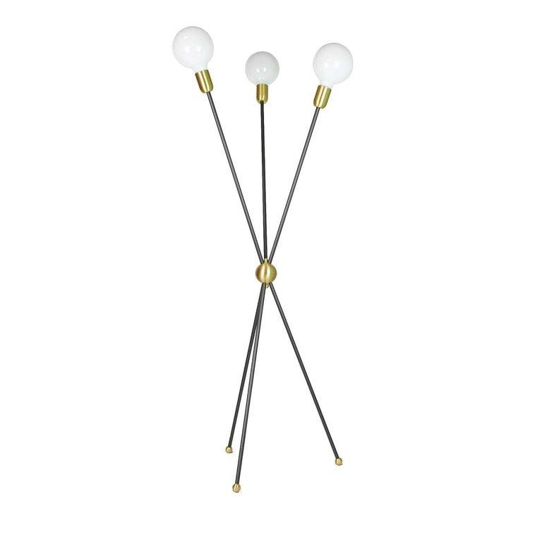 Italian Sciangai/F Floor Lamp