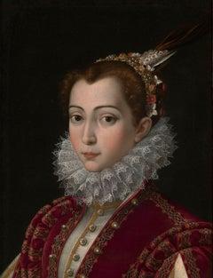 Lavinia Della Rovere 16th Century Renaissance Female Portrait Scipione Pulzone