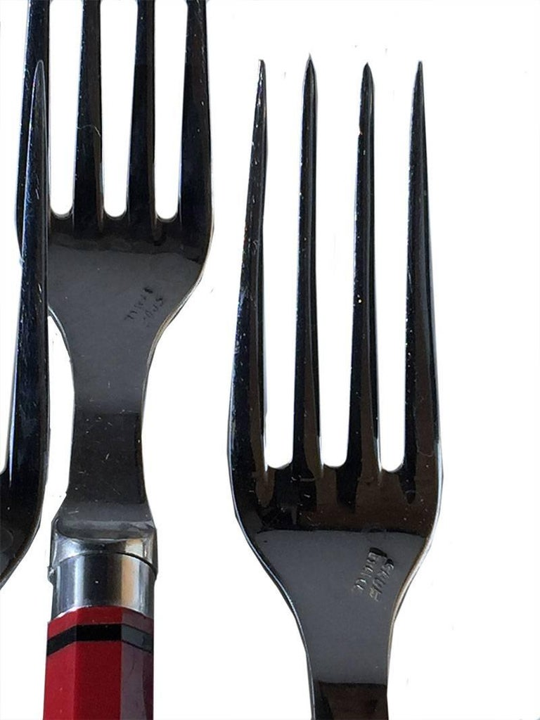 SCOF, France Cutlery by Andre Verdier For Sale 1