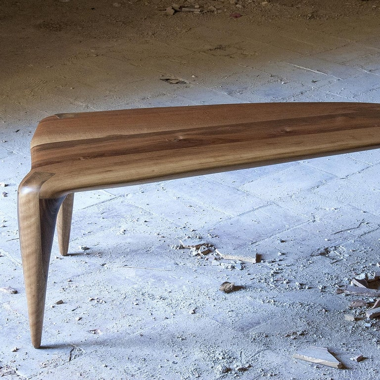 Modern S Coffee Table For Sale
