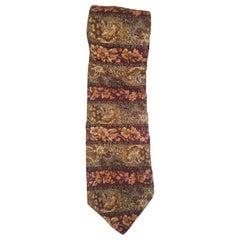 Scolari multicoloured tie