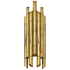Sconce in Polished Brass