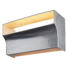 Scoop Aluminium Wall Light by Henry Wilson