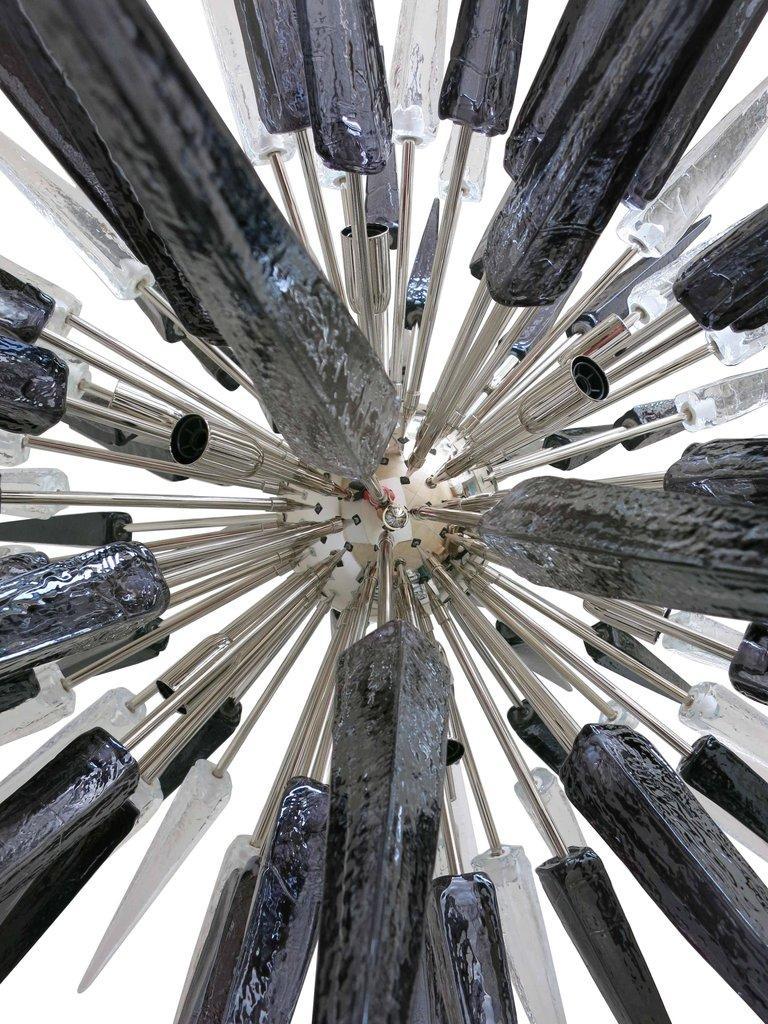 Murano Glass Scoppio Sputnik Chandelier by Fabio Ltd For Sale