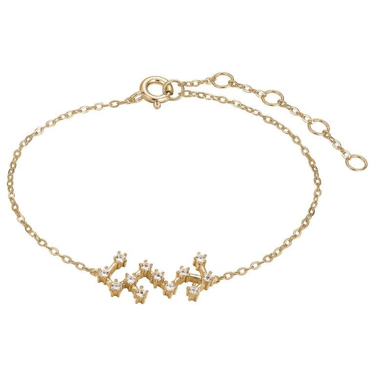 Scorpio Constellation Bracelet For Sale