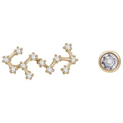 Scorpio Constellation Earrings