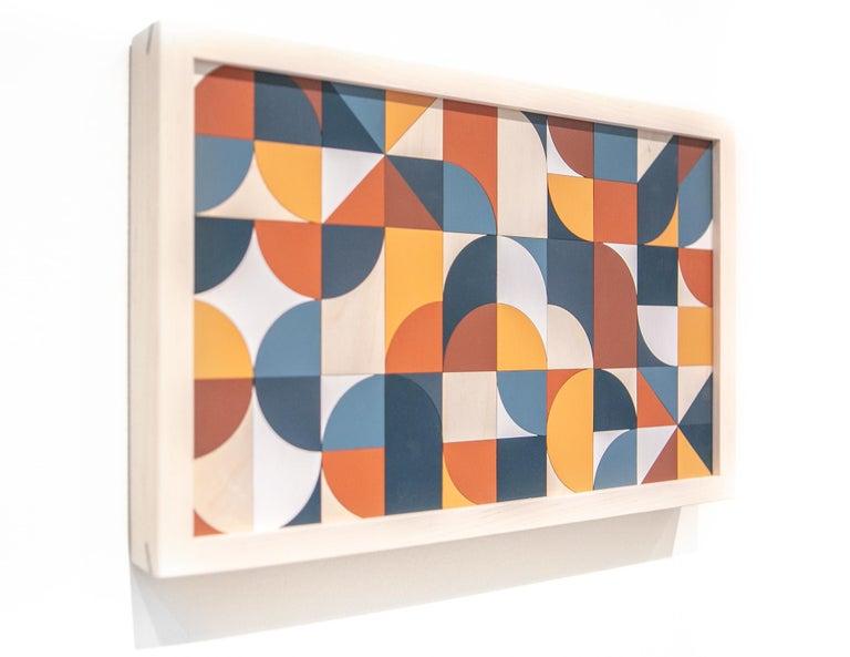 A NEW LANGUAGE - Abstract Sculpture by Scott Albrecht