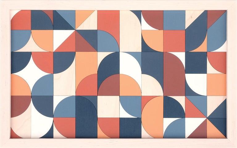 Scott Albrecht Abstract Sculpture - A NEW LANGUAGE