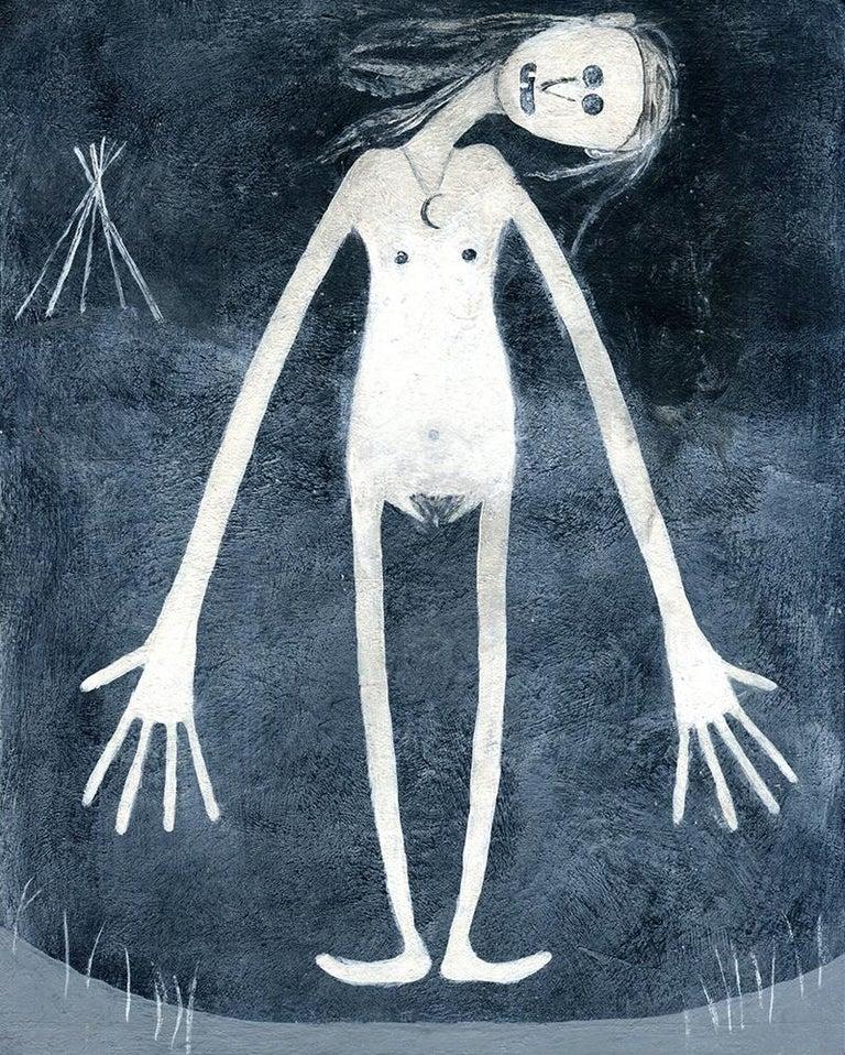 Witch - Art by Scott Daniel Ellison