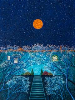 For Matthew, Spring Moon & Autumn Moon