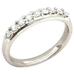 Scott Kay Ladies Diamond Band B1066RDPP