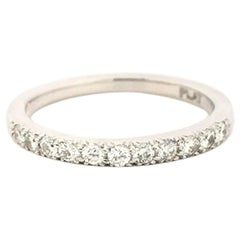 Scott Kay Ladies Diamond Band B1068RDPP