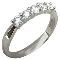Scott Kay Ladies Diamond Band B655RD10PP
