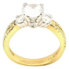Scott Kay Ladies Diamond Engagement Ring M1106RD10FP