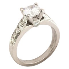 Scott Kay Ladies Diamond Engagement Ring M1109QDRD10FPQ