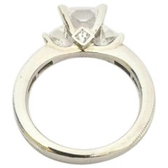 Scott Kay Ladies Diamond Engagement Ring M1154QD10PP