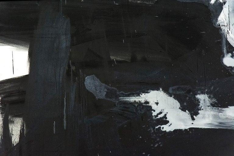 Hvodjra No 14 - Contemporary Painting by Scott Pattinson