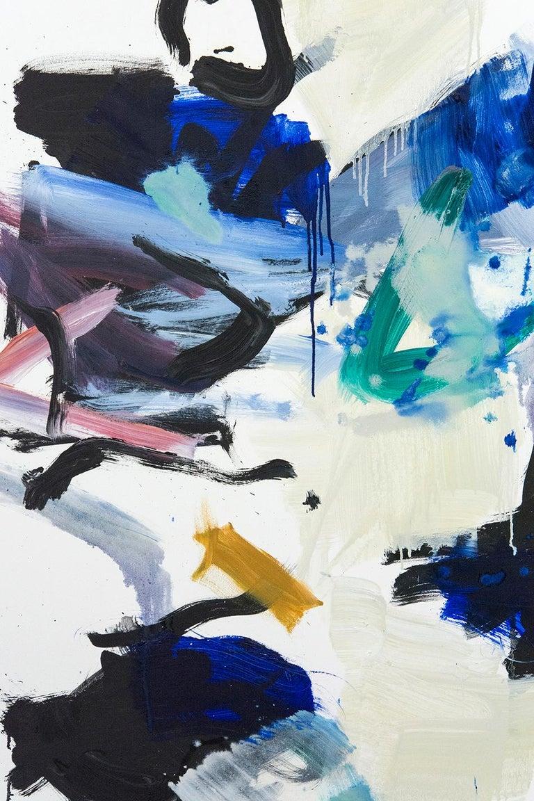 Hvodjra No 21 - Painting by Scott Pattinson