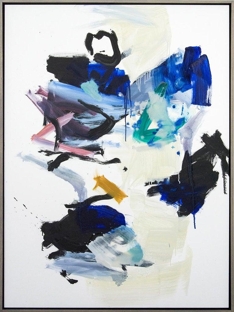 Scott Pattinson Abstract Painting - Hvodjra No 21