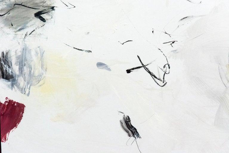 Hvodjra No 4 - Painting by Scott Pattinson