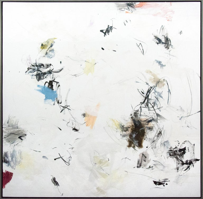 Scott Pattinson Abstract Painting - Hvodjra No 4