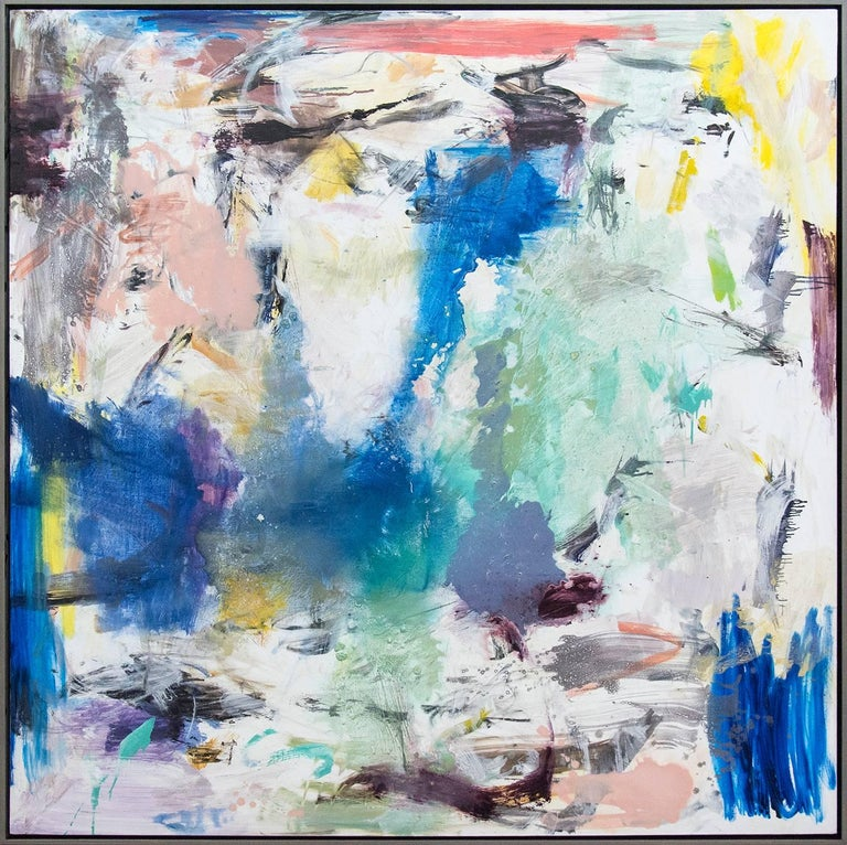 Scott Pattinson Abstract Painting - Ouvert No 41