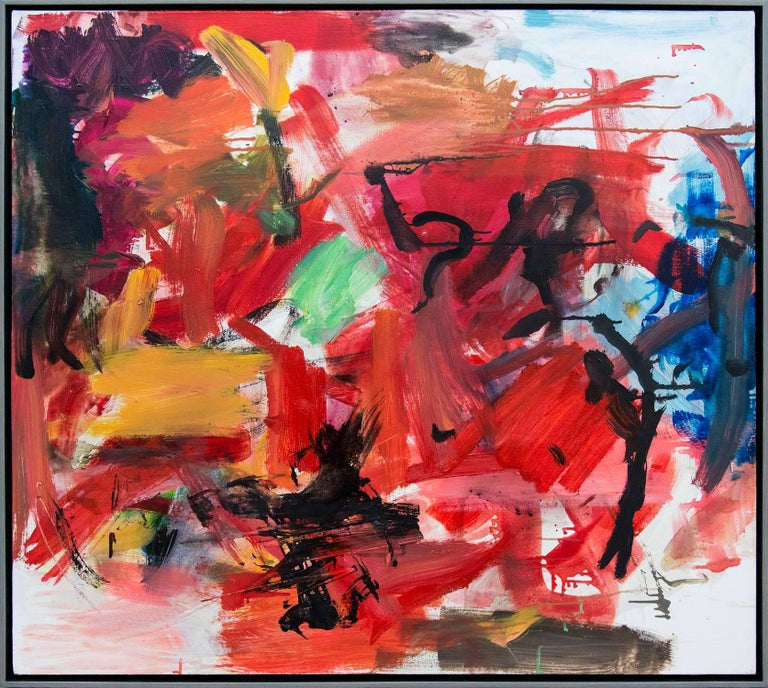 Scott Pattinson Abstract Painting - Ouvert No 64