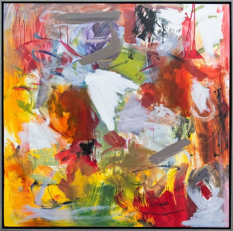 Scott Pattinson Abstract Painting - Ouvert No 68